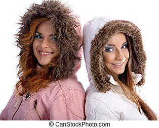 mintaképek, meleg, öltözék