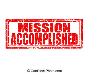 misszió, accomplished-stamp