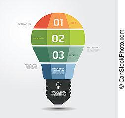 modern, infographic, tervezés, mód, alaprajz, /, sablon, infographics, kapcsoló, minimális, website, lenni, használt, horizontális, számozott, grafikus, fény, megvonalaz, vektor, konzerv, szalagcímek, vagy