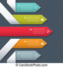 modern, transzparens, minimalistic, infographics