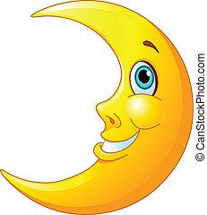 mosolyog hold