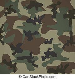motívum, camuflage