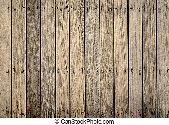 motívum, fából való, öreg bridzs, emelet