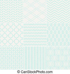 motívum, geometriai, seamless, textured