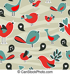 motívum, társadalmi, kommunikáció, média, friss, madarak