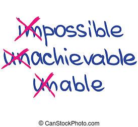 motiváció, szavak, siker