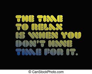 motiváció, tanár, kipiheni magát, árajánlatot tesz, amikor, azt, t, bír, idő, ön