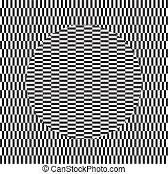 movement., effect., dinamikus, látási, forgás, illúzió, csavarodás