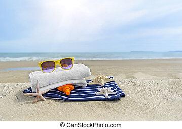 mozdulatlan, nyár, élet, tengerpart.
