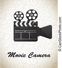 mozi fényképezőgép