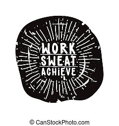 munka, elér, izzad