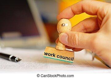 munka, tanács