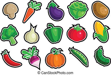 növényi, ikonok