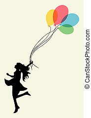 nő, boldogság, teljesítés