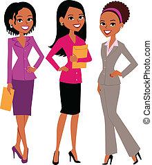 nők, csoport