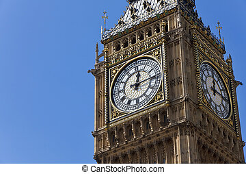 nagy, anglia, ben, london