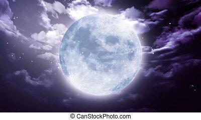 nagy, mindenszentek napjának előestéje, hold
