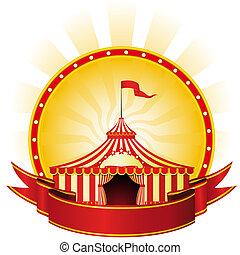 nagy tető, cirkusz