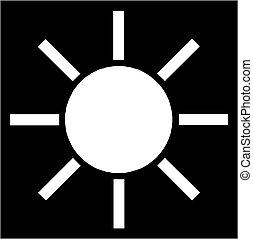 nap, jelkép