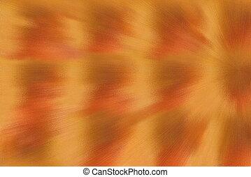 narancs, barna, felrobbanás, hatás, háttér