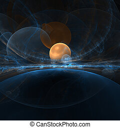 narancs bolygó