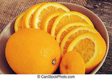 narancs, finom