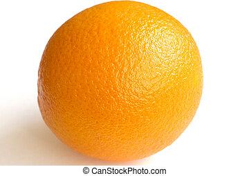 narancs, friss, finom