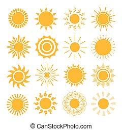 narancs nap, ikonok