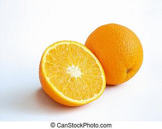 narancsfák
