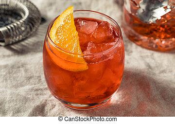 negroni, iszákos, rum, kingston, felfrissítő