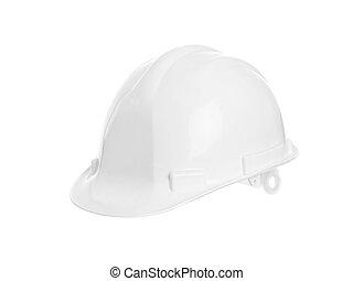 nehéz kalap, fehér