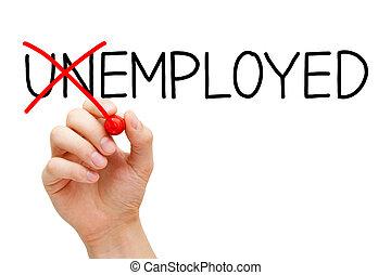 nem, munkavállaló, munkanélküli
