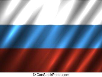 nemzeti lobogó, háttér, oroszország