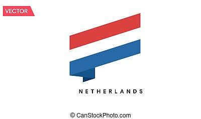 netherlands lobogó, icon.