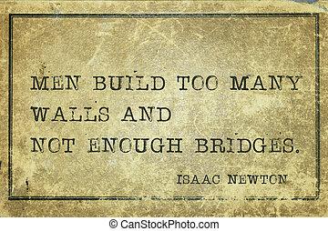 newton, épít, férfiak