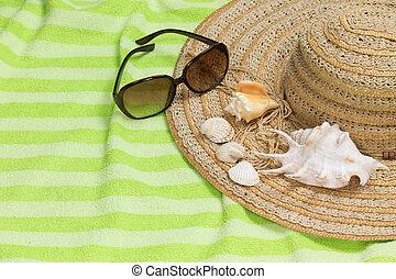 nyár, fogalom, bágyasztó