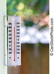 nyár, hőhullám