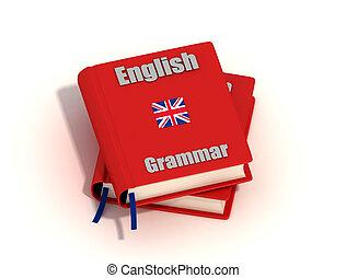 nyelvtan, angol
