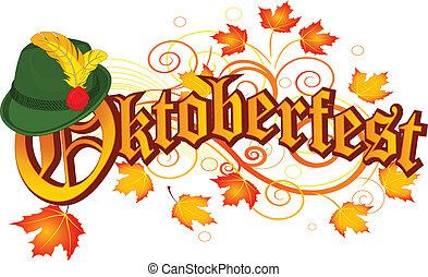 oktoberfest, ünneplés, tervezés