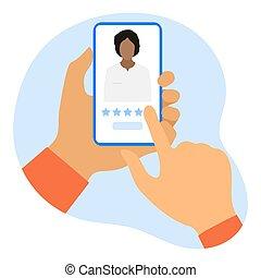 online, értékelés, szolgáltatás, orvos, orvosi, healthcare