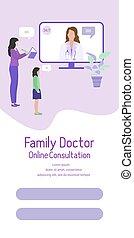 online orvosi, healthcare, család szolgáltatás, orvos