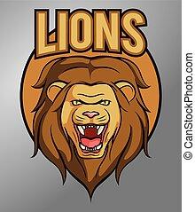oroszlán, kabala