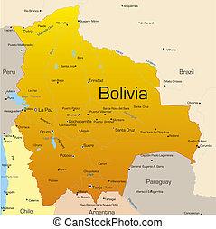ország, bolívia