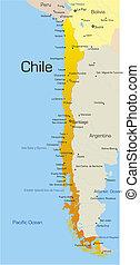 ország, chile
