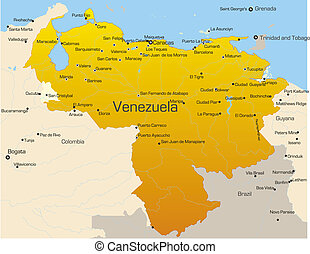 ország, venezuela
