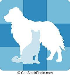 orvosi, állatorvos, jelkép