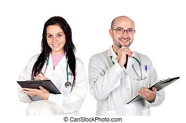 orvosi, csapatmunka