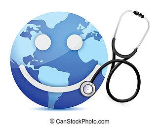 orvosi fogalom, egészség