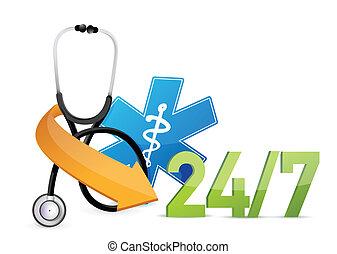orvosi fogalom, eltart