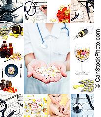 orvosi, gyűjtés